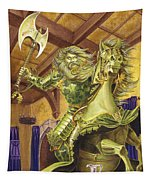 The Green Knight Tapestry