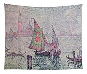 The Green Sail Tapestry