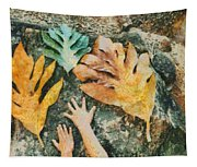 The Hands 2 Tapestry