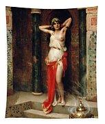 The Harem Beauty Tapestry