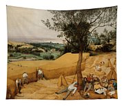 The Harvesters By Pieter Bruegel The Elder                             Tapestry