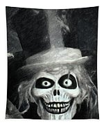 The Hatbox Ghost Tapestry