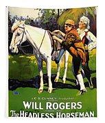 The Headless Horseman 1922 Tapestry