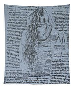 The Heart And The Bronchial Arteries Tapestry