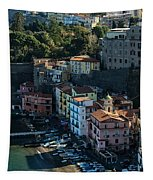 The Heart Of Sorrento Tapestry