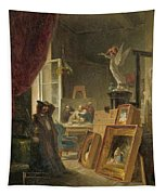 The History Painter Tapestry