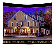 The Holderness General Store Tapestry