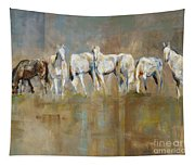 The Horizon Line Tapestry