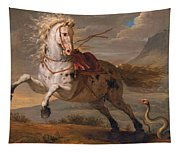 The Horse And The Snake Tapestry