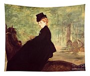 The Horsewoman Tapestry
