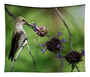 The Hummer  Tapestry