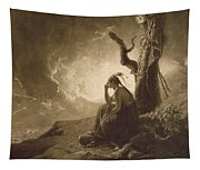 The Indian Widow Tapestry