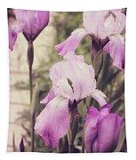 The Iris Undaunted Tapestry