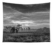 The Iron Horse A New Dawn 7 Tapestry