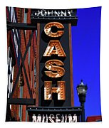 The Johnny Cash Museum - Nashville Tapestry