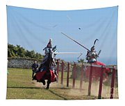 The Joust Tapestry