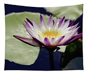 The Joy Of Purple Tapestry