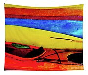 The Kayaks Tapestry