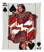 The Kings - Michael Jackson Tapestry