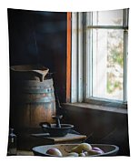 The Kitchen Window Tapestry