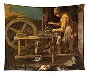 The Knife-grinder Tapestry