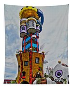 The Kuchlbauer Tower Tapestry
