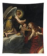 The Last Communion Of The Magdalene Tapestry