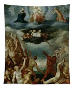 The Last Judgement  Tapestry