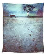 The Last Snowfall Tapestry