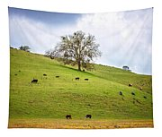 The Lazy Days Of Spring Tapestry