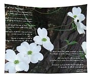 The Legend Of The Dogwood Tapestry