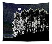 The Light Of The Moon Tapestry