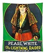 The Lightning Raider Tapestry