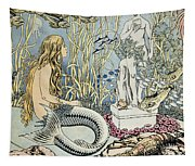The Little Mermaid Tapestry