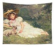 The Little Shepherdess Tapestry