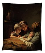 The Little Sleeping Brother Tapestry