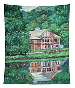 The Lodge At Peaks Of Otter Tapestry