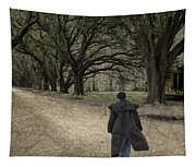 The Long Road Home Tapestry