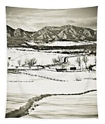 The Long View Tapestry