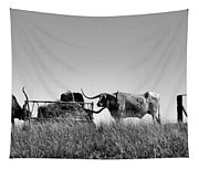 The Longhorns Tapestry