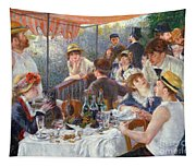 The Luncheon Of The Boating Party Tapestry
