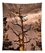 The Lurker II Tapestry