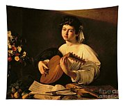 The Lute Player Tapestry