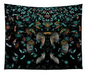 The Maddening Crowd Tapestry