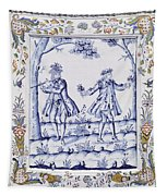 The Magic Flute Tapestry