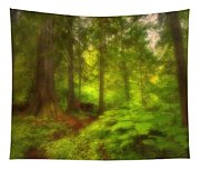 The Magic Forest Tapestry