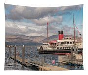 The Maid Of The Loch Tapestry
