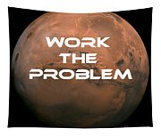The Martian Work The Problem Tapestry