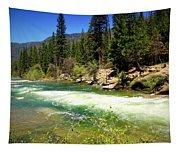 The Merced River In Yosemite Tapestry