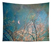 The Messy House Of The Moon Tapestry